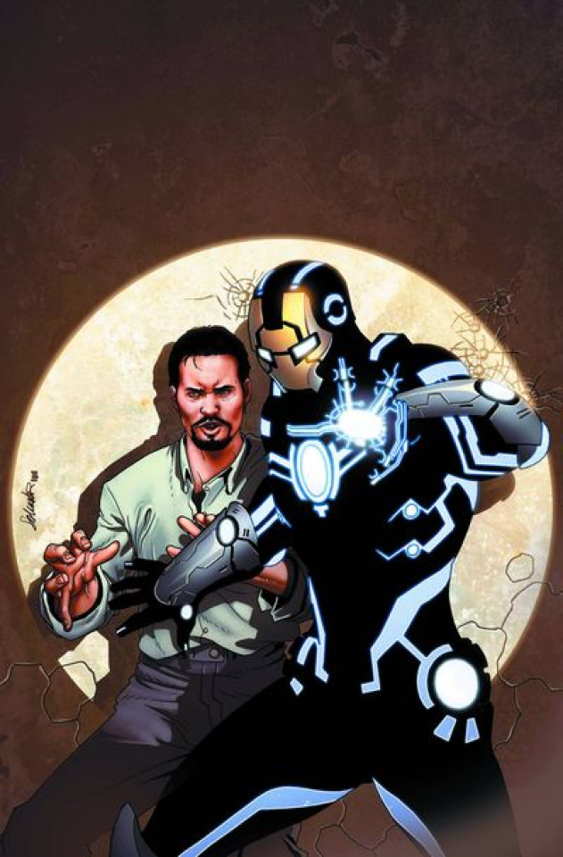 Invincible Iron Man #519