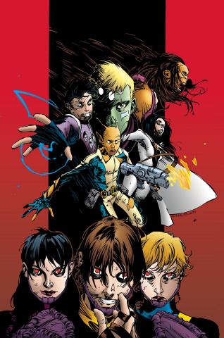 Legion by Dan Abnett & Andy Lanning Vol. 1