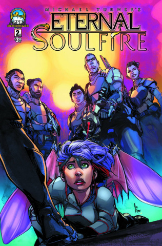 Eternal: Soulfire #2 (Direct Market Cover A)