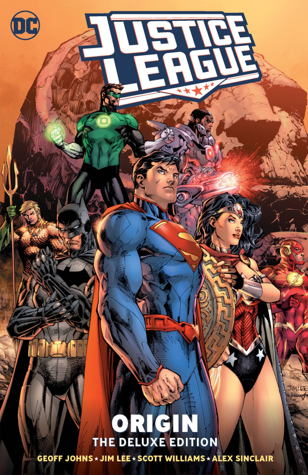 Justice League Origin (Deluxe Edition)