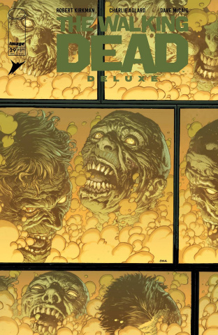 The Walking Dead Deluxe #29 (Finch & McCaig Cover)