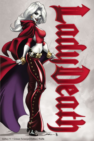 Lady Death Gallery #1 (Profile Cover)