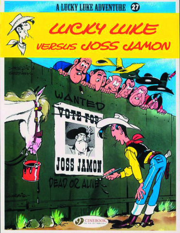 Lucky Luke Vol. 27: Lucky Luke vs. Joss Jamon