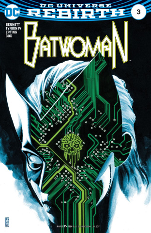 Batwoman #3 (Variant Cover)