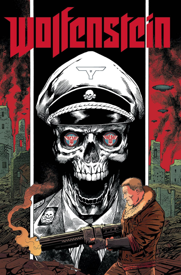 Wolfenstein #1 (Kowalski Cover)