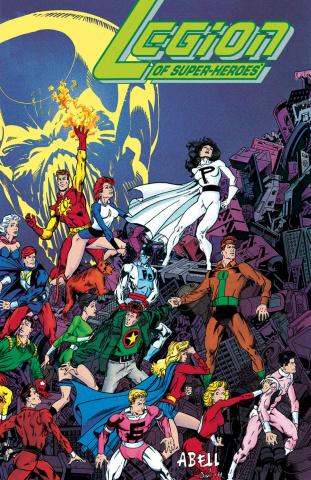 Legion of Super-Heroes: Five Years Later Vol. 1 (Omnibus)