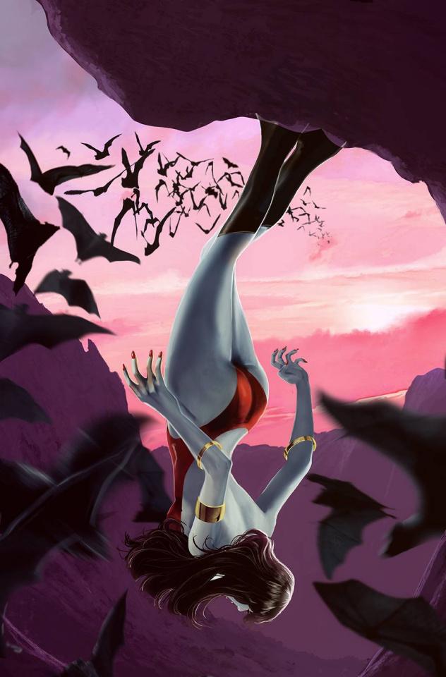 Vampirella #18 (11 Copy Maine Virgin Cover)