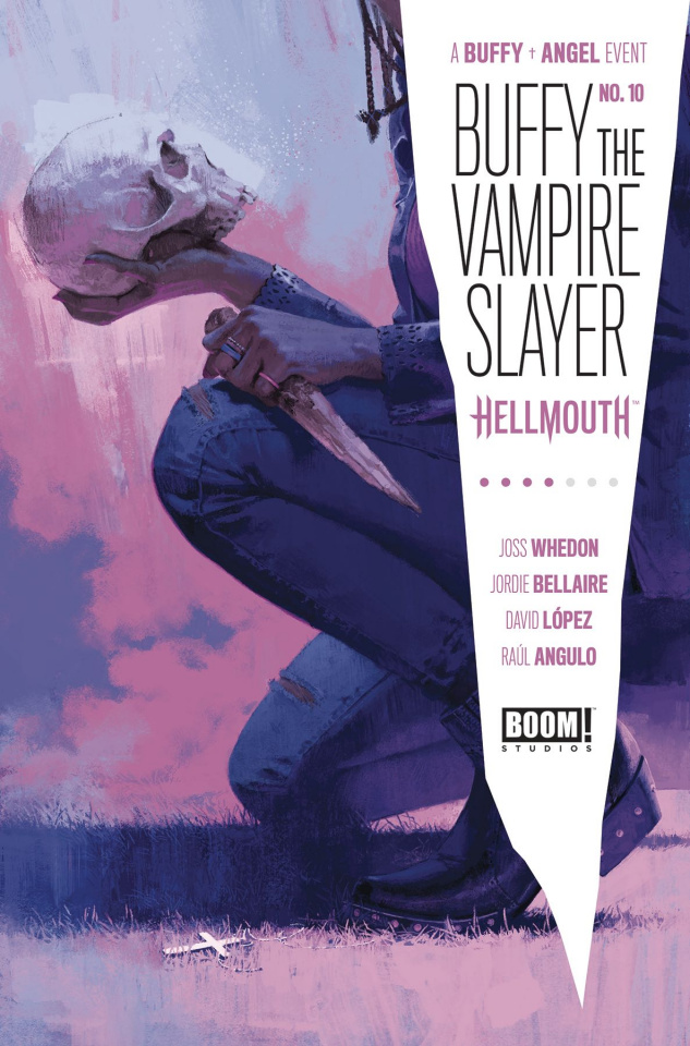 Buffy the Vampire Slayer #10 (Aspinall Cover)