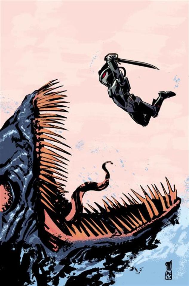 Black Manta #2 (Valentine De Landro Cover)