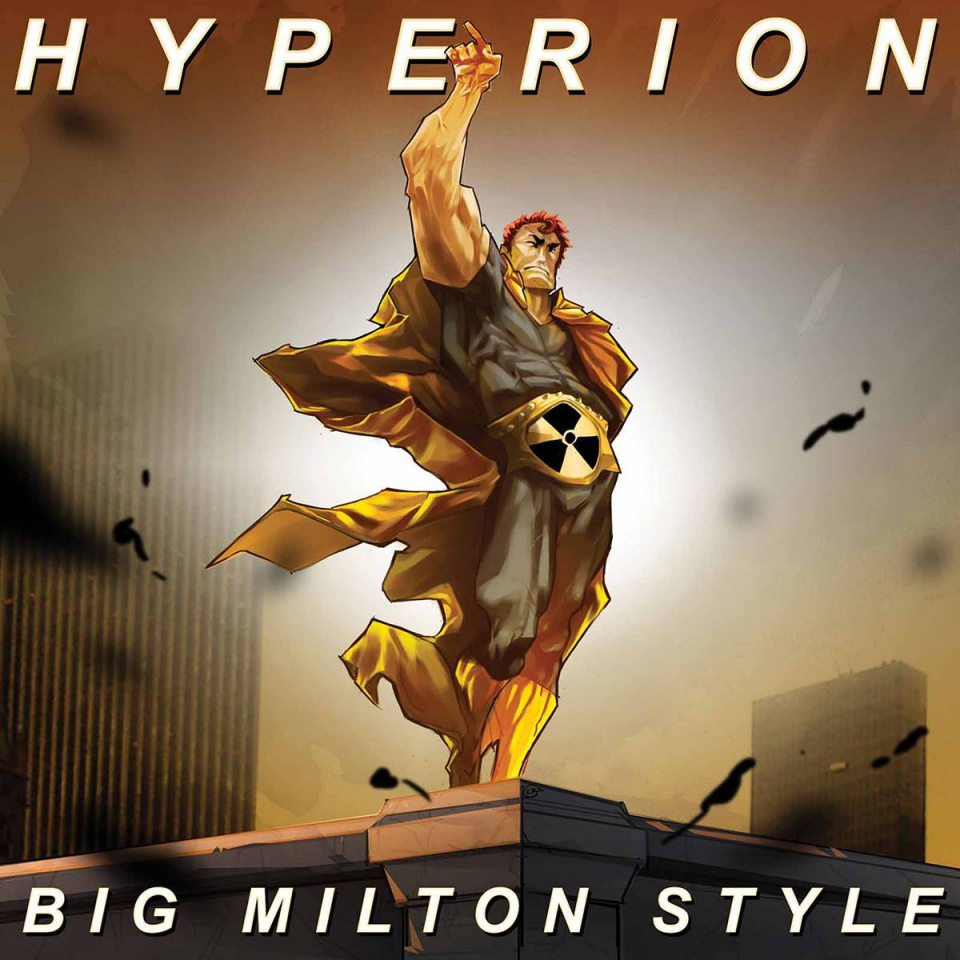 Hyperion #1 (Mills Hip Hop Cover)