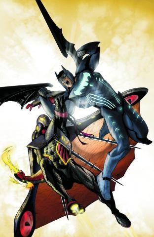 Batwing #17