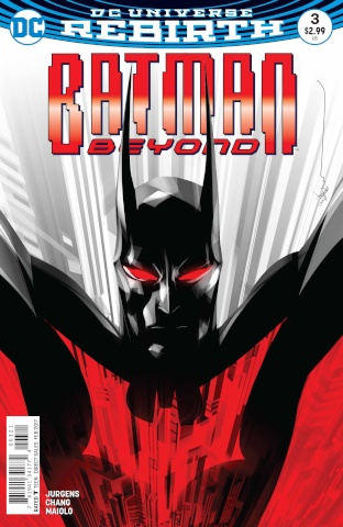 Batman Beyond #3 (Variant Cover)