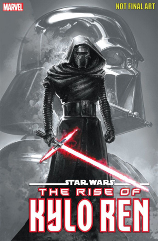 Star Wars: The Rise of Kylo Ren #1 (Crain 3rd Printing)