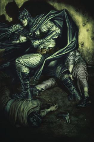 Detective Comics #1023 (Card Stock Lee Bermejo Cover)