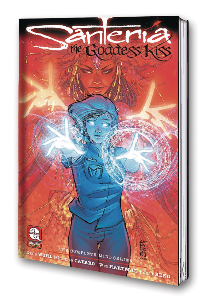 Santeria: The Goddess Kiss Vol. 1