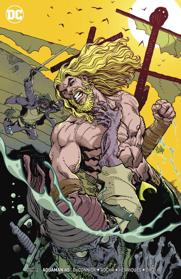Aquaman #45 (Variant Cover)