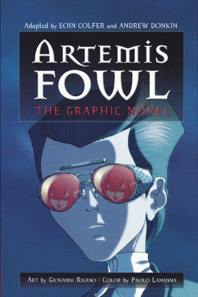 Artemis Fowl Vol. 1