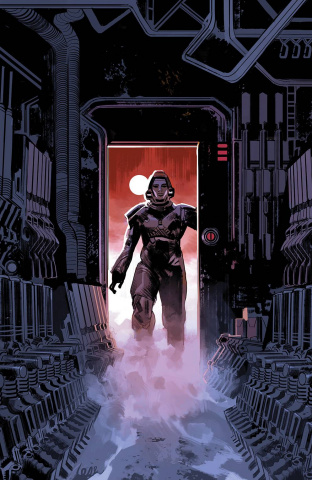 The Expanse #1 (10 Copy Felici Cover)