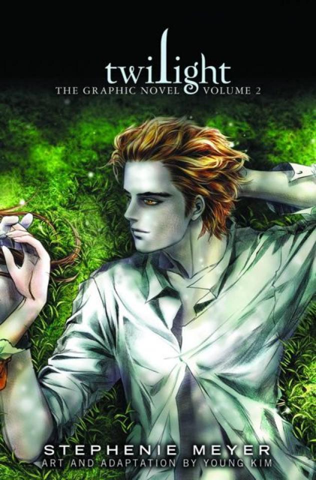 Twilight Manga Vol. 2
