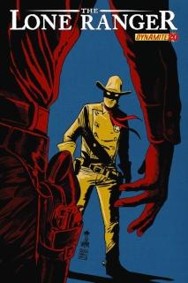 The Lone Ranger #20