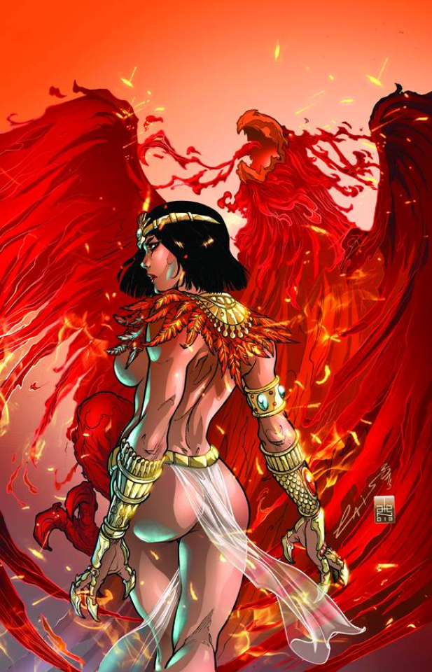 Grimm Fairy Tales #87 (Laiso Cover)