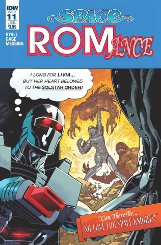 ROM #11 (Subscription Cover)