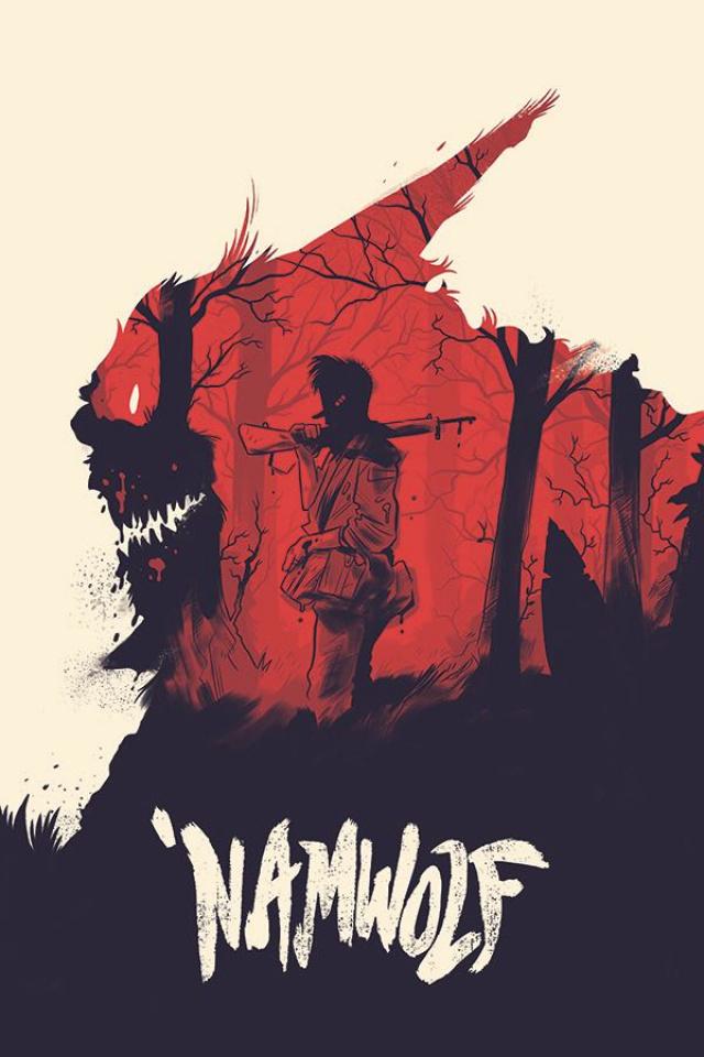 'Namwolf Vol. 1: Heart of Darkness
