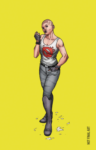 Generation Zero #2 (10 Copy Character Design Guinaldo Cover)