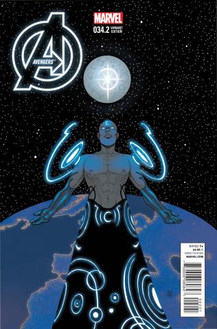Avengers #34.2 (Araujo Cover)