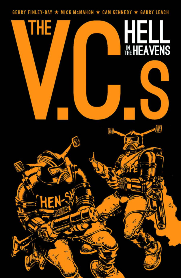 The V.C.s: Hell in the Heavens