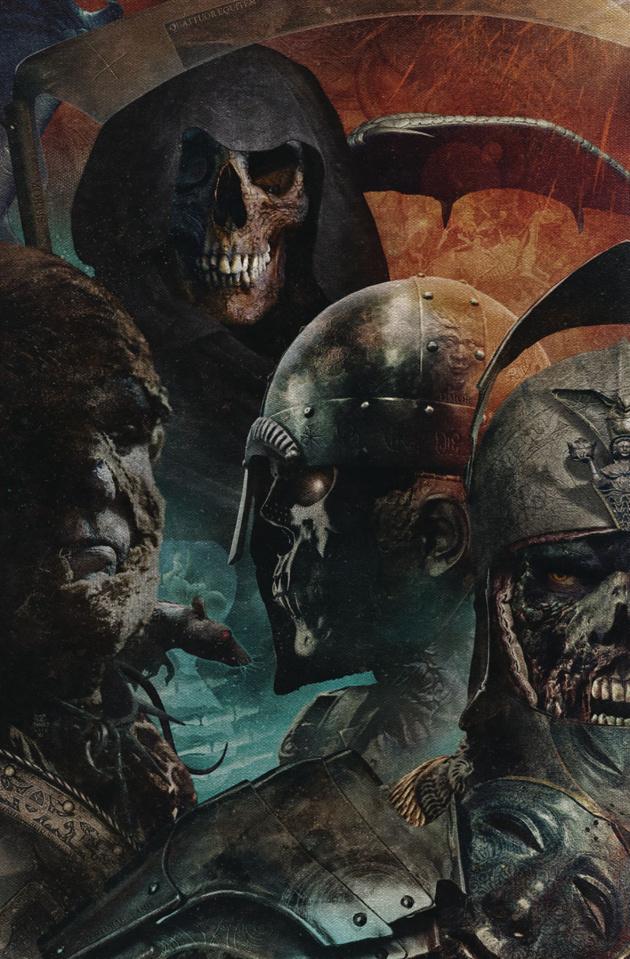 Pestilence: The Story of Satan #5