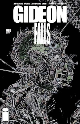 Gideon Falls #1 (Sorrentino Cover)