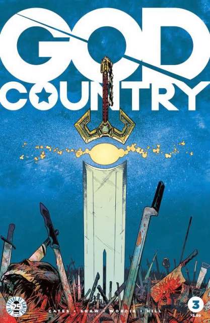 God Country #3 (2nd Printing)