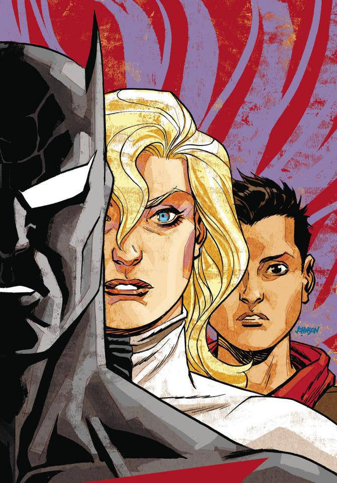 Batman Beyond #18 (Variant Cover)