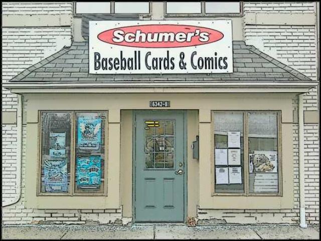 Schumer's Cards & Comics