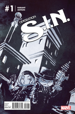 Operation: S.I.N. #1 (Young Cover)