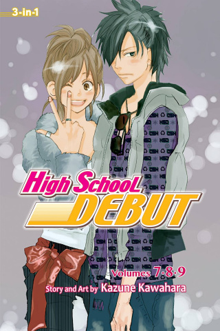 High School Debut Vol. 3 (3-in-1)