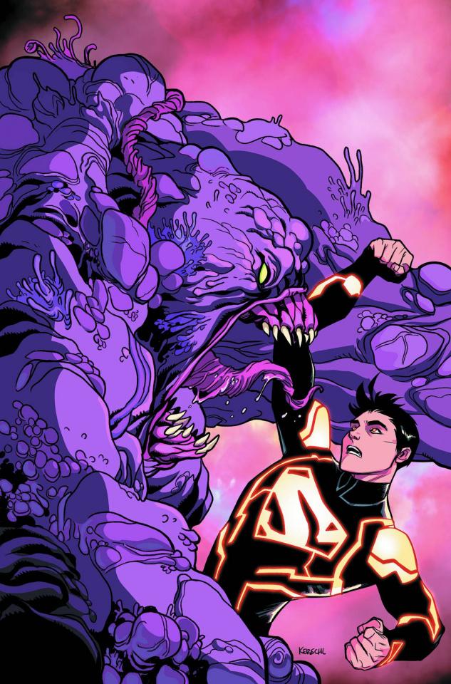 Superboy #31