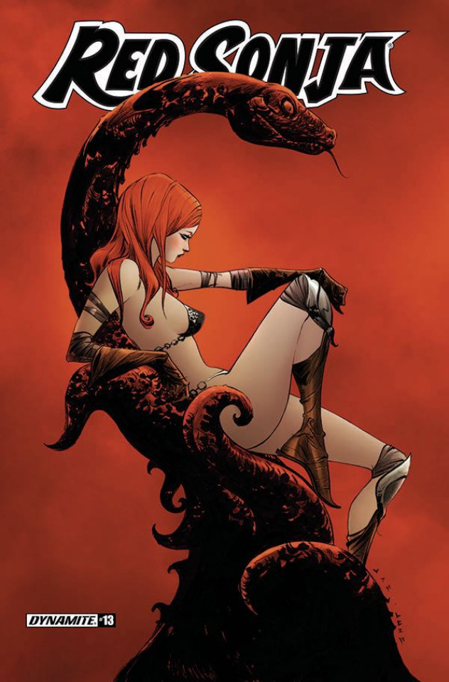 Red Sonja #13 (30 Copy Lee Cover)