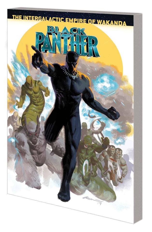 Black Panther Book 9: The Intergalactic Empire of Wakanda, Part 4