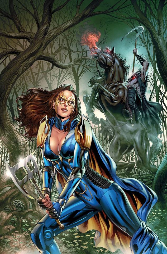 Belle: The Headless Horseman (Vitorino Cover)