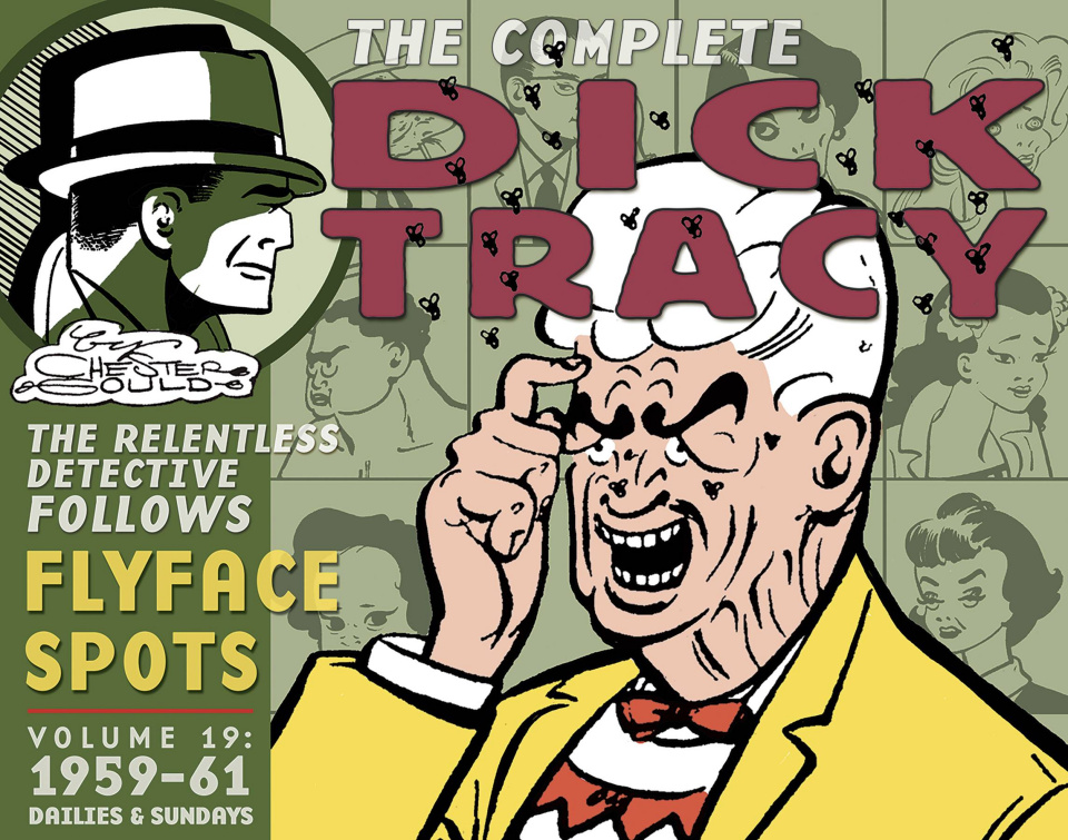 The Complete Chester Gould Dick Tracy Vol. 19
