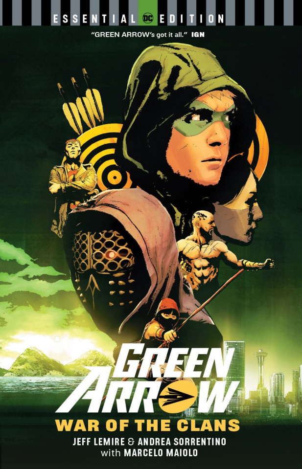 Green Arrow: War of the Clans (Essential Edition)