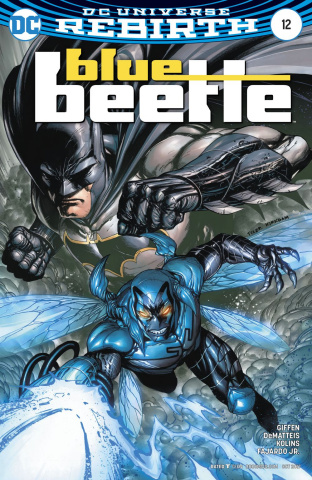 Blue Beetle #12 (Variant Cover)