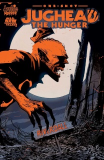 Jughead: The Hunger (Francavilla Cover)