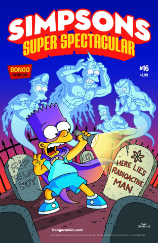 Simpsons Super Spectacular #16