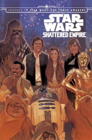 Star Wars: Shattered Empire #1 (True Believers)