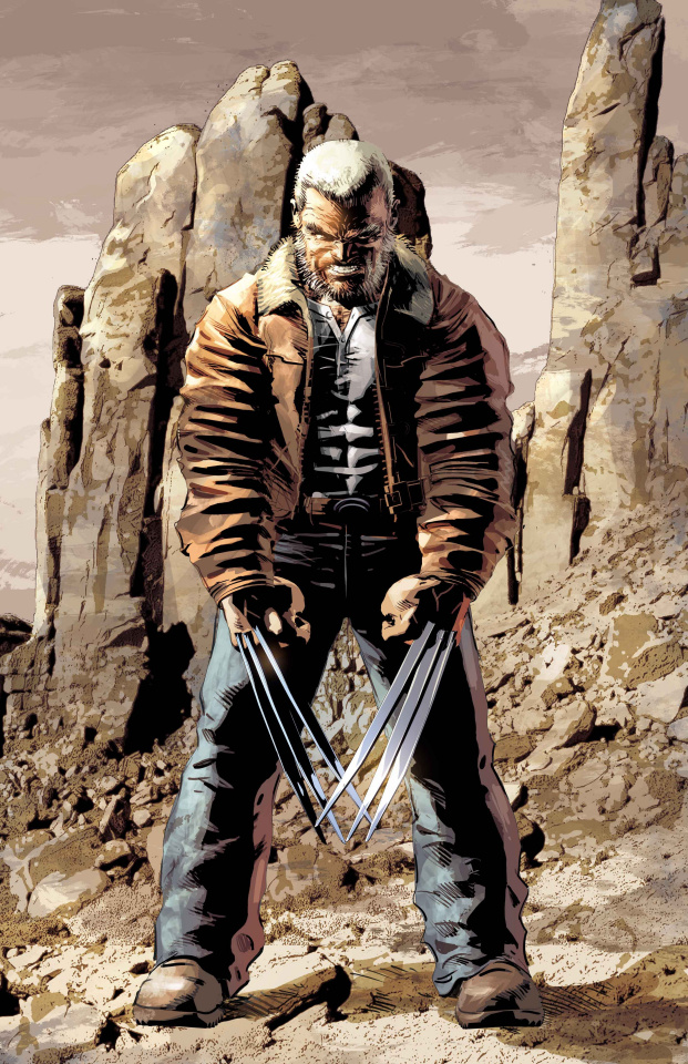 Old Man Logan #50 (Deodato Final Issue Cover)