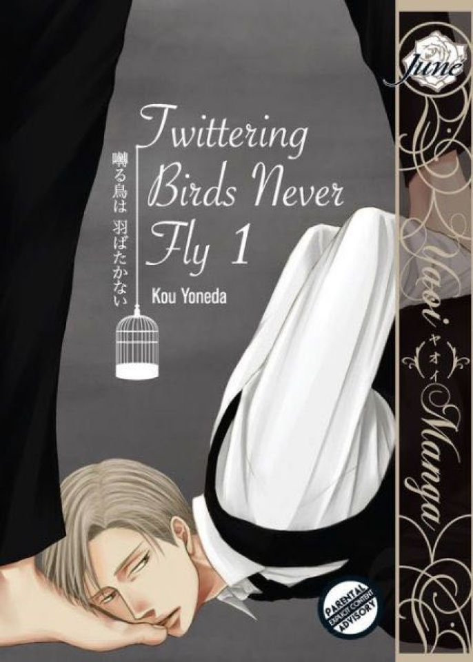 Twittering Birds Never Fly Vol. 1