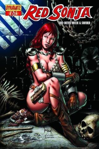 Red Sonja #61